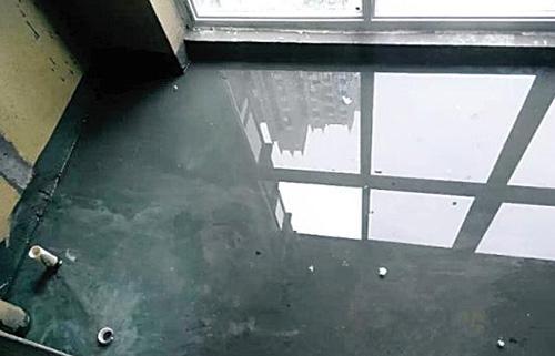 老房装修#防水实验这些你还做不好,以后肯定会尴尬